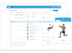 time saving training plan software for personal trainers